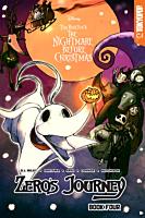 The Nightmare Before Christmas - Zero's Journey Book Four Manga Trade Paperback Book