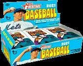 MLB Baseball - 2021 Topps Heritage Trading Cards Hobby Box (Display of 24)