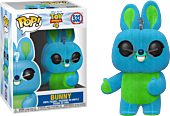 Toy Story 4 - Toy Story Bunny Flocked Funko Pop! Vinyl Figure.