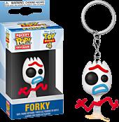 Toy Story 4 - Forky Sad Pocket Pop! Vinyl Keychain by Funko