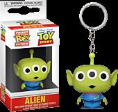 Toy Story - Alien Funko Pocket Pop! Vinyl Keychain.