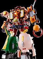 Tamashii Nations Woody Robo Sheriff Star Chogokin Action Figure