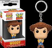 Toy Story - Woody Funko Pocket Pop! Vinyl Keychain.