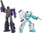 "Transformers: Generations - Shattered Glass Optimus Prime & Ratchet 5.5-7"" Action Figure 2-Pack"