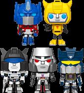 Transformers (1984) - RoPops In Disguise Pop! Vinyl Bundle (Set of 5)
