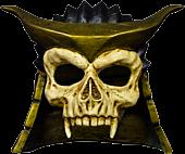 Mortal Kombat - Shao Kahn Deluxe Mask Replica