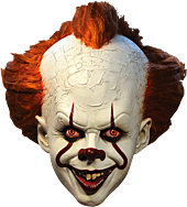 It (2017) - Pennywise Deluxe Edition Mask
