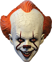 It (2017) - Pennywise Standard Edition Adult Mask (One Size)