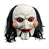 Saw - Billy the Puppet with Moving Mouth Mask