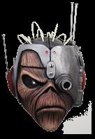 Iron Maiden - Somewhere In Time Eddie Mask