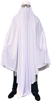 Halloween (1978) - Michael Myers Ghost Adult Costume (One Size)