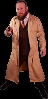 Halloween (1978) - Samuel Loomis Adult Costume (One Size)