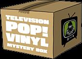 Funko Poplandia Mystery Box - Television (Includes Shiva & 5 Mystery Pop! Vinyl Figures)