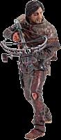 "The Walking Dead - Daryl Dixon 10"" Survivor Edition Blood Splattered Deluxe Action Figure"