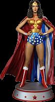 Wonder Woman (1975) - Wonder Woman Cape Variant 1/6th Scale Maquette Statue