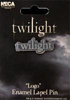 Twilight Saga: Logo Lapel Pin Style C
