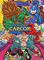 Capcom - Udon's Art of Capcom Volume 03 Hardcover Book