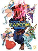 Capcom - Udon's Art of Capcom Volume 01 Hardcover Book