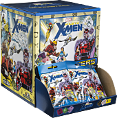 Heroclix - Dice Masters - The Uncanny X-Men Gravity Feed Display (90 Packs)