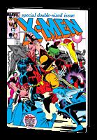 Uncanny X-Men - Omnibus Volume 04 Hardcover Book (DM Variant Cover)