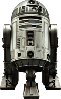 R2-D2 Unpainted Prototype Deluxe 1/6th Scale Action Figure