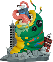 "Unruly Industries - Wrath of Wormzilla 6"" Vinyl Figure Mike ""Poopbird"" Groves 1"