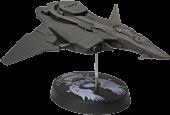 "UNSC Prowler Ship 6"" Replica"