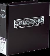Ultra Pro - 3 Ring Collector Card Album (Black)