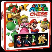 Super Mario - Collector's Edition Chess Set