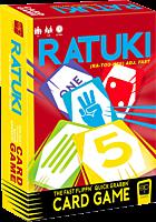 Ratuki - The Fast Flippin' Quick Grabbin' Card Game