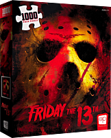 Friday the 13th - Horror at Camp Crystal Lake 1000 Piece Jigsaw Puzzle