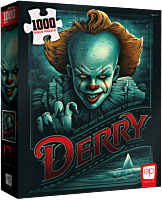 It: Chapter Two - Return to Derry 1000 Piece Jigsaw Puzzle