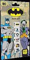 DC Comics - Batman Dice Set (6 Pieces)