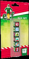 Elf - Dice Set (6 Pieces)