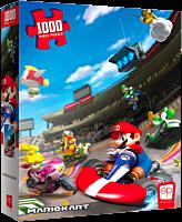 Super Mario Bros. - Mario Kart 1000 Piece Jigsaw Puzzle