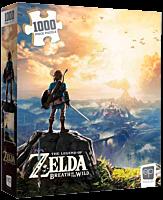 The Legend of Zelda - Breath of the Wild 1000 Piece Jigsaw Puzzle