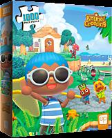 Animal Crossing: New Horizons - Summer Fun 1000 Piece Jigsaw Puzzle