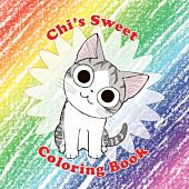 Chi's Sweet Home - Colouring Book Paperback