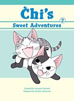 Chi's Sweet Home - Chi's Sweet Adventures Volume 02 Paperback