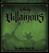 Disney - Villainous Board Game | Popcultcha