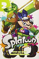 Splatoon - Volume 02 Manga Paperback
