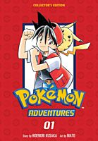 VIZ70964-Pokemon-Adventures-Collector-s-Edition-Volume-01-Manga-Paperback-Book-01