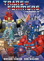 Transformers - The Manga Volume 02 Hardcover Book