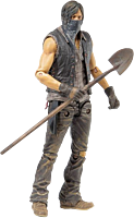 "The Walking Dead - TV Series - Grave Digger Daryl Dixon 7"" Action Figure Main Image"