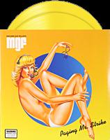 Machine Gun Fellatio - Paging Mr Strike 2xLP Vinyl Record (Limited Edition Yellow Vinyl)