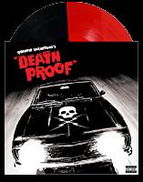 Grindhouse: Death Proof - Original Soundtrack by Various Artists LP Vinyl Record (Black Clear Red Tri-Coloured Vinyl)