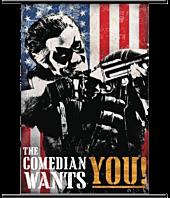 Watchmen - The Comedian Wants You! 'Pop Art' Wall Scroll