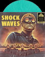 "Shock Waves - Original Motion Picture Score by Richard Einhorn LP Vinyl Record (""SeaFoam"" Green Coloured Vinyl)"