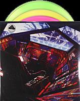 Pilotpriest - Original Motion Picture Soundtrack 3xLP Vinyl Record (Neon Pink, Yellow & Green Coloured Vinyls)