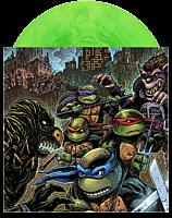 "Teenage Mutant Ninja Turtles Part II: The Secret of the Ooze Original Motion Picture Score by John DuPrez LP Vinyl Record (""Ooze"" Coloured Vinyl)"